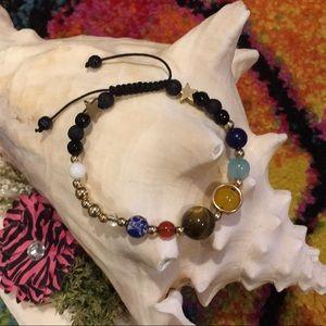 🌹NWT Solar system unisex bracelet